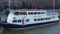 Thames Riverboat Disco Cruise with Supper