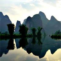 Li River (Li Jiang) Full Day Cruise to Yangshuo