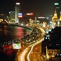 Evening Huangpu River Cruise and Bund City Lights
