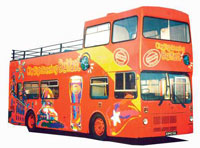 City Sightseeing Hop On Hop Off Tour of Belfast