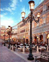 Shop and Dine Gourmet - Grand Canal Shoppes, Las Vegas
