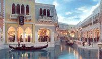 Shop and Show - Grand Canal Shoppes, Las Vegas