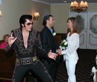 Concert with the King - Elvis Wedding Package