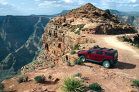 Self Drive Hummer Tour to Grand Canyon West Rim
