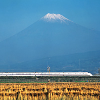 Mt Fuji and Hakone Day Tour (Return by Bullet Train)