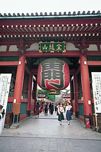 Tokyo Bay Cruise, Imperial Palace Plaza, Asakusa Temple