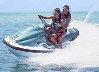 Half Day Barbados Waverunner Rental