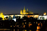 Prague By Night - Dinner Cruise and Tour