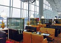 The Travelers' Lounge at Hong Kong International Airport