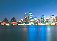 Sydney in Style Trio Tour includes Lunch Cruise, Afternoon Sightseeing and dinner at Summit Restaurant