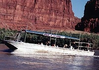 Canyonlands Wilderness Jetboat Cruise