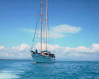 Fijian Islands Sailing Cruise on the Whales Tale