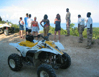 Jamaica ATV Bike Tour from Montego Bay