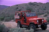 San Andreas Fault Twilight Adventure