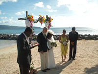 Romantic Paradise Wedding Package - St Lucia