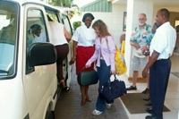 St Lucia Arrival Transfer - From Hewanorra International Airport