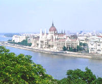 Budapest House of Parliament Sightseeing Tour