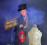 Haunted Vegas Tour and Show©