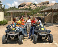 Aruba ATV Mania Half Day