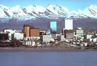Anchorage Highlights Tour
