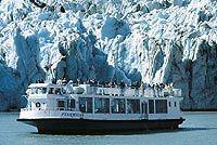 Portage Glacier Cruise plus Tour