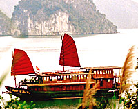 Halong Bay on 'Jewel of the Bay' Two Night Cruise