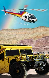 Big Boys Toys - Helicopter and Hummer Adventure
