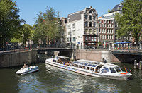 Amsterdam Canal Bus Hop on Hop Off Day Pass