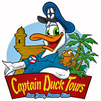 Captain Duck Tours of San Juan