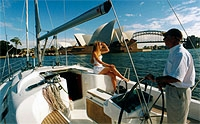 Ultimate Luxury Sydney Harbour Sailing Tour
