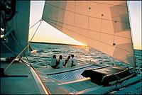 Grand Cayman Red Sail Sports Dinner Sail