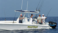 Reef/Wreck and Offshore Fishing Charters