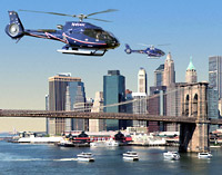 New York City 'Sneak Peak' Helicopter Tour from Jersey City