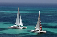 Aruba Red Sail Sports Luncheon Snorkel Sail