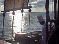 Lobster Dinner Cruise departing Cozumel
