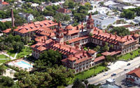 St Augustine, Porpoise Point and Old Downtown Helicopter Tour