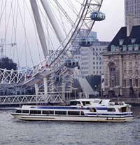 British Airways London Eye Flight and River Cruise Experience