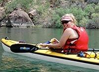Half Day Kayaking on Lake Mead