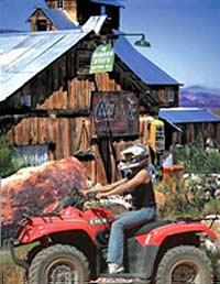 Raiders of The Lost Mine - Eldorado Canyon ATV Tour