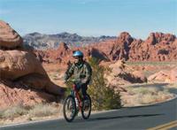 Valley of Fire Mountain Bike Tour