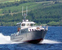 Loch Ness Express Evening Storytelling Cruise to Urquhart Castle