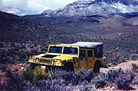 The Hummer Ancient Valley Tour