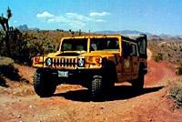The Hummer Desert Safari Tour