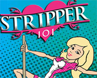 Stripper 101 Bachelorette Party Package