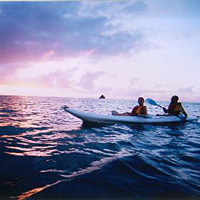 Sunrise Double Island Sea Kayaking Tour
