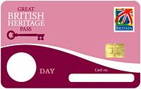 The Great British Heritage Pass