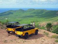 Yellow Jeep Safari