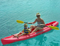 Sea Kayak and Snorkeling Tour