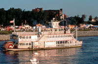 Memphis Riverboat Sightseeing Cruise