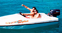 Speed Boat Hire from Punta Cana